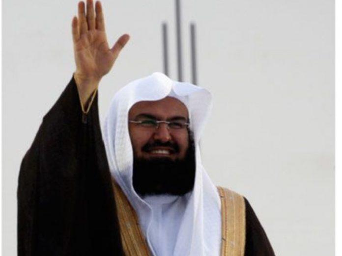 Shejh Sudais plotëson 38 vjet si imam i Qabesë